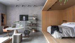 Loft on Life  / Crippa e Assis Arquitetura