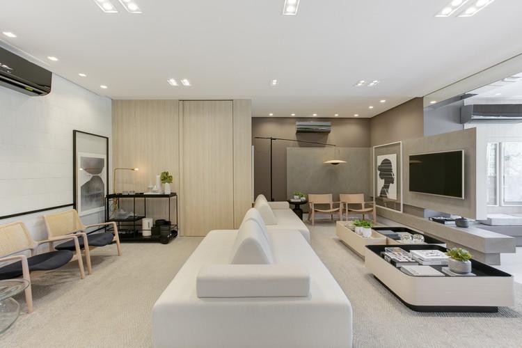 Apartamento Lumini / Bohrer Arquitetura, © Fellipe Lima / Plaenge