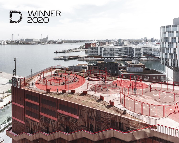 Park 'n' Play by JAJA Architects Wins Danish Design Award 2020, © Danish Design Award 2020 'Liveable Cities'