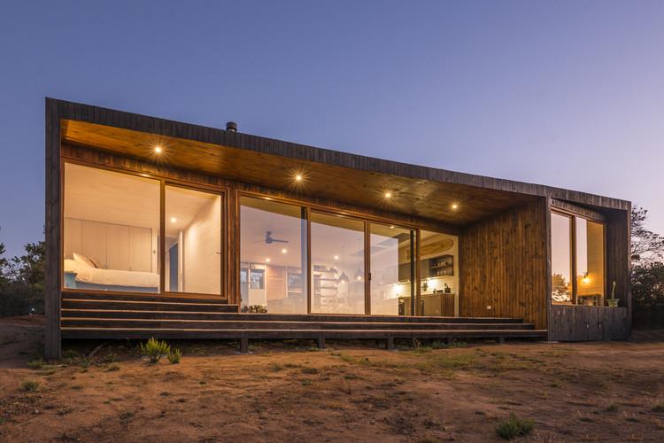 Casa ES / Altamarea arquitectura, © Felipe Cantillana
