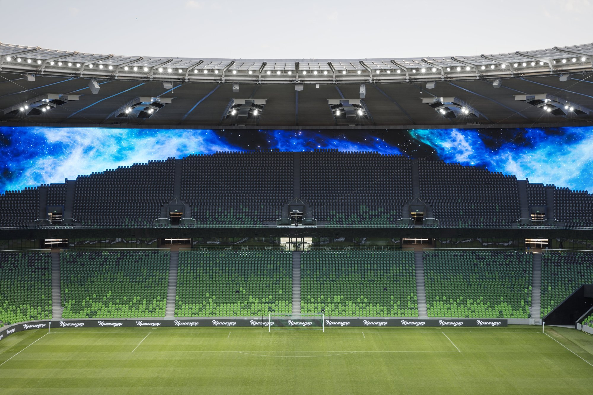 Gallery Of Krasnodar Fc Stadium And Park Von Gerkan Marg And Partners Architects Gmp 15