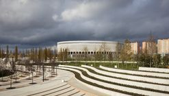 Krasnodar FC Stadium and Park / von Gerkan, Marg and Partners Architects (gmp)