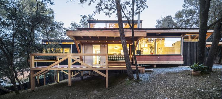 Casa Bosc / Joan Poca Arquitecte, © Adrià Goula