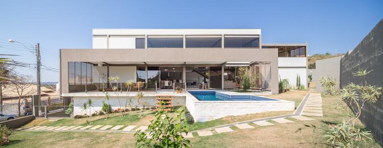 Casa Cerrado / CoGa Arquitetura, © Joana França