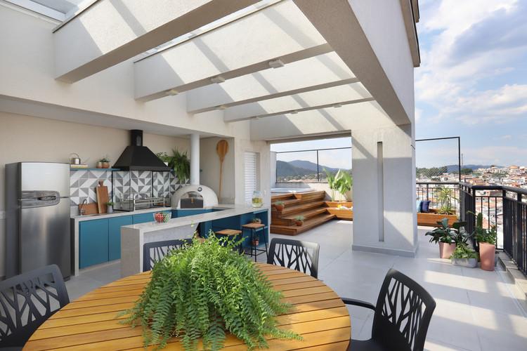 Apartamento Mandarim   / Studio Canto Arquitetura, © Mariana Orsi