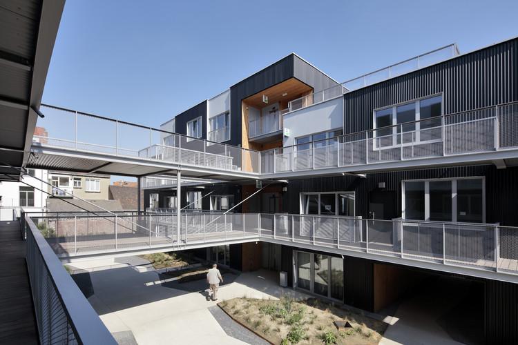 Lochten Sustainable Micro Neighbourhood / Urban Platform, © Georges De Kinder