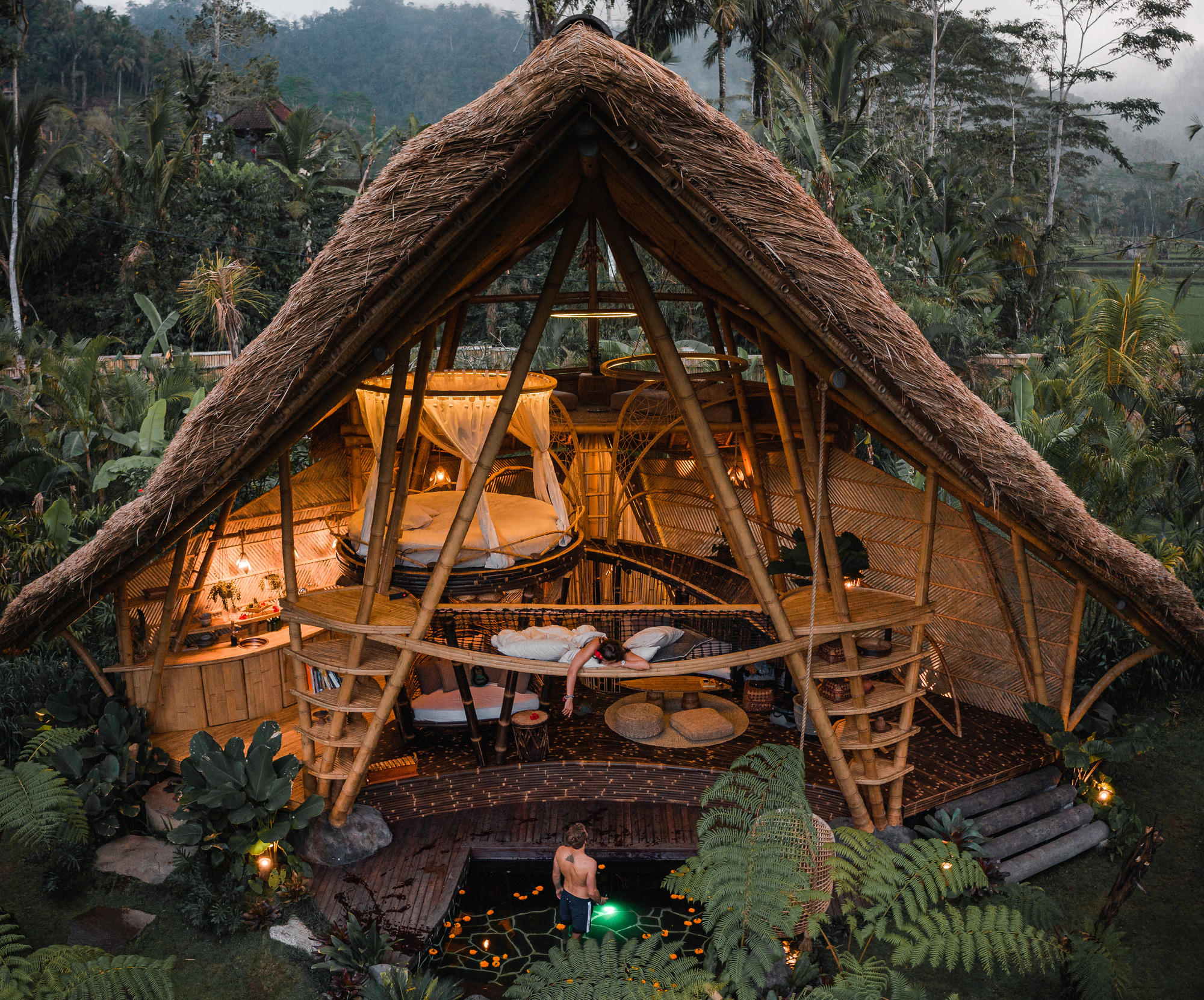 Picture of: Hideout Horizon Bamboo House Studio Wna Archdaily