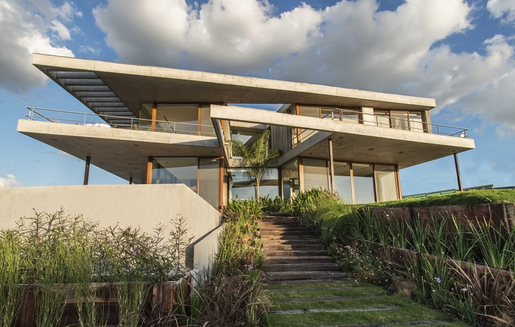 Casa EA / Juan Trivelloni Arquitectura, © Taquicardia fotografica