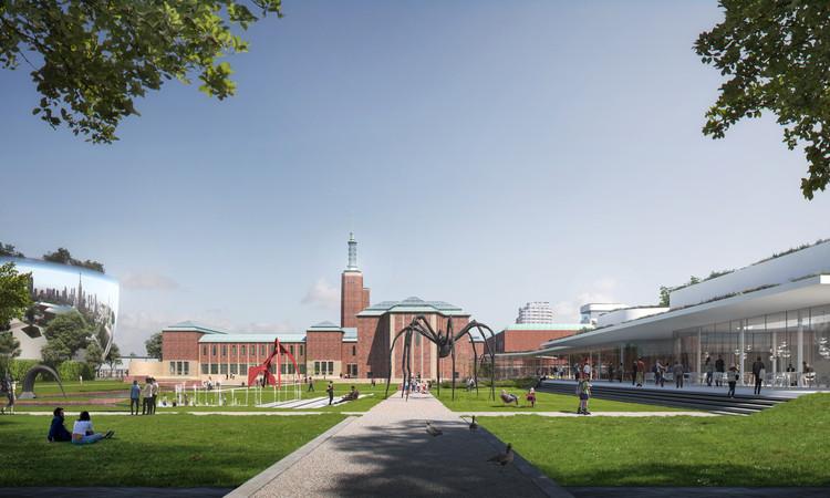 Mecanoo Presents New Vision for Museum Boijmans van Beuningen, Courtesy of Mecanoo