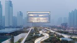 Centro de Artes de Xi'an Qujiang / gad