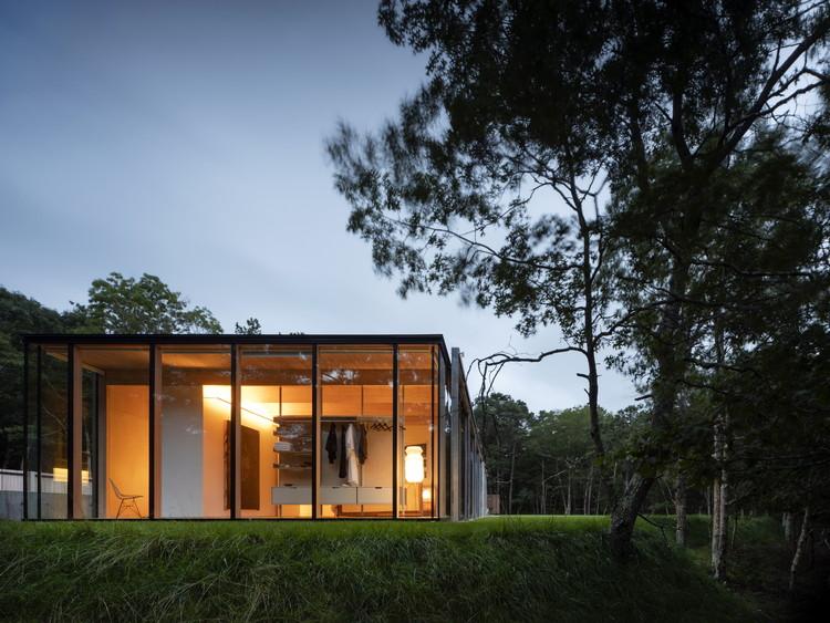 """Sistemas para projetar uma residência inteligente e """"Contactless"""", © Nic Lehoux"""