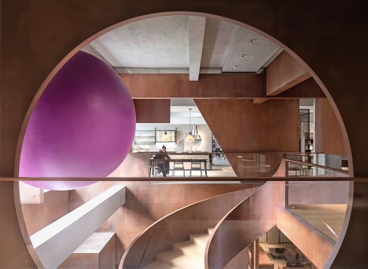 J+ Art Space / V2GETHER design, © V2GETHER design