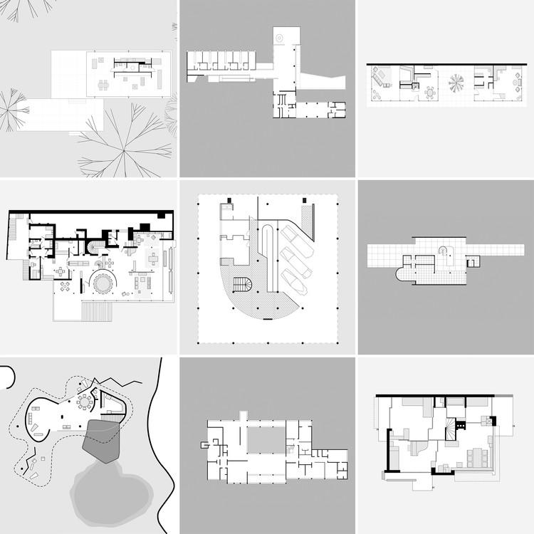 Entendendo a planta moderna através de 10 residências icônicas, © ArchDaily