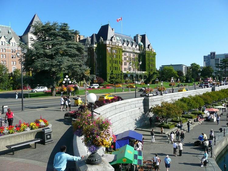 Canadá investe em agricultura urbana para superar adversidades da pandemia, Victória, Canadá. Foto: Pixabay, cortesia de CicloVivo