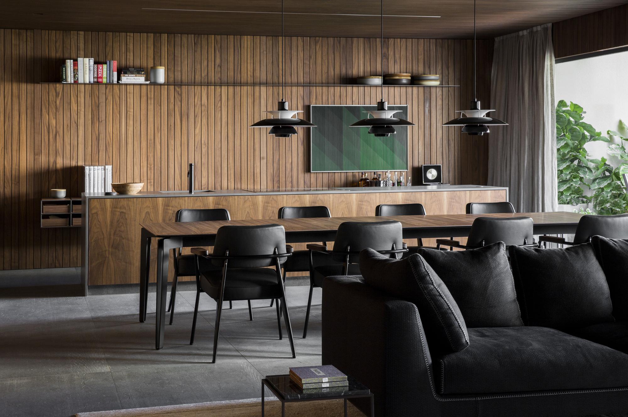 Galería de Cocinas monocromáticas: 3 estrategias de diseño con un ...
