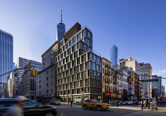 Tribeca Rogue Building / Woods Bagot