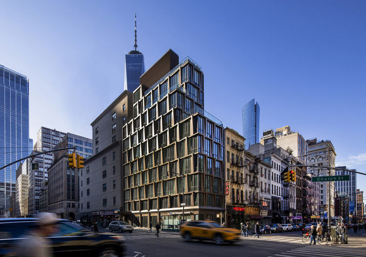 Tribeca Rogue Building / Woods Bagot, © Matthew Ziegler