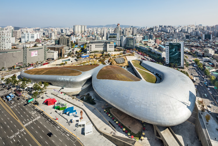 Call for Proposals: Seoul Biennale of Architecture and Urbanism 2021, DDP+Kyungsub Shin Studio. Image Courtesy of Seoul Biennale  of Architecture and Urbanism 2021