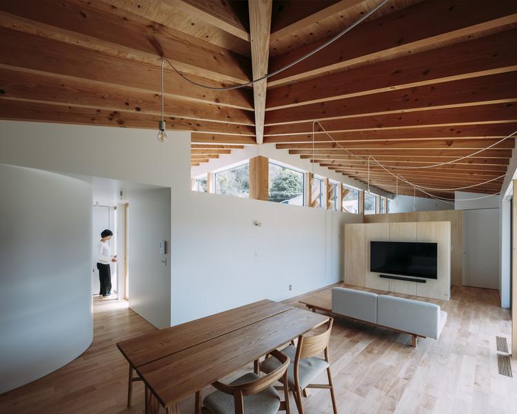 House in Ikenoue / Yabashi architects & associates, © yashiro photo office