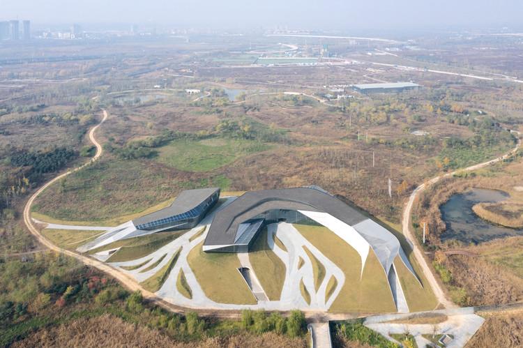 Beziehung zwischen dem Projekt und der Umgebung. Bild © Zhi Xia