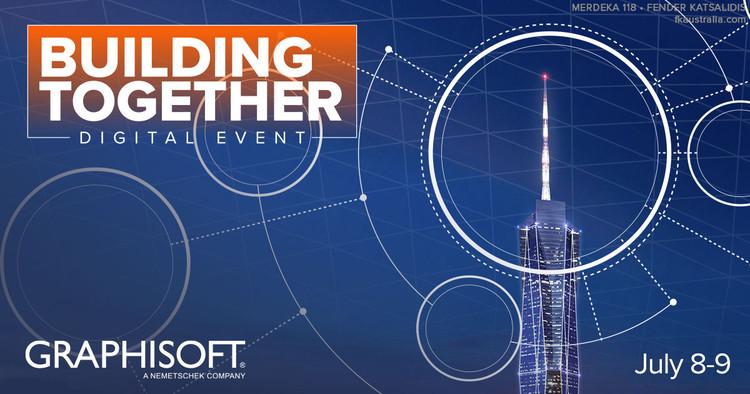 Register for the Building Together Digital Event, Courtesy of GRAPHISOFT