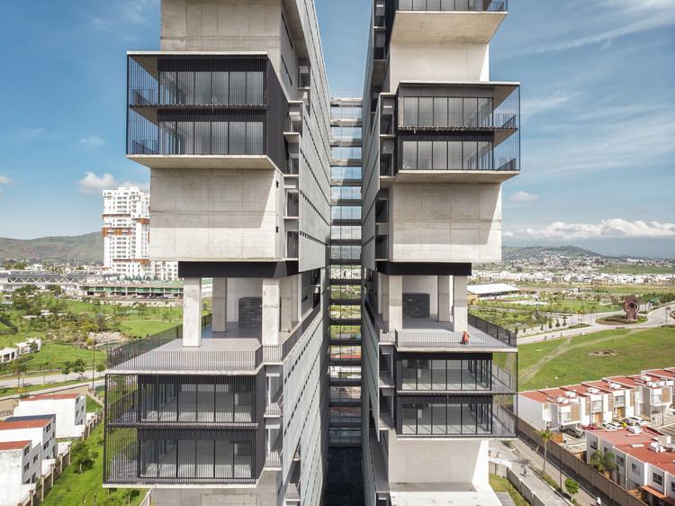 Amani Building / Archetonic, © Yoshihiro Koitani