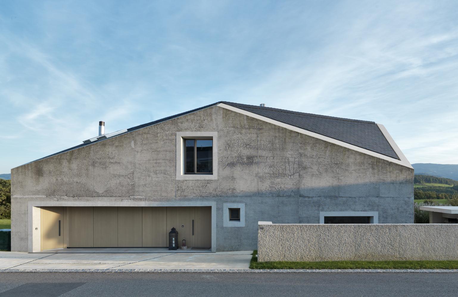 Trovatello House / KREN Architektur