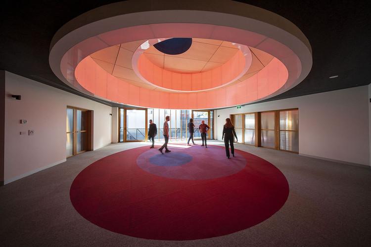 Melbourne Quakers Center / Nervegna Reed Architecture + ph Architects, © John Gollings