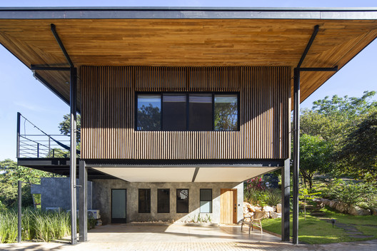 Guayacan House / Salagnac Arquitectos