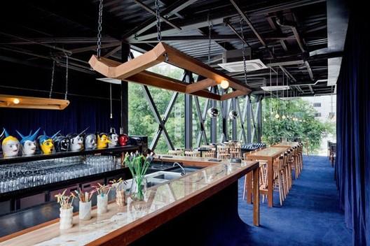 Bar de Cima / Estúdio Orth, © Filippo Bamberghi