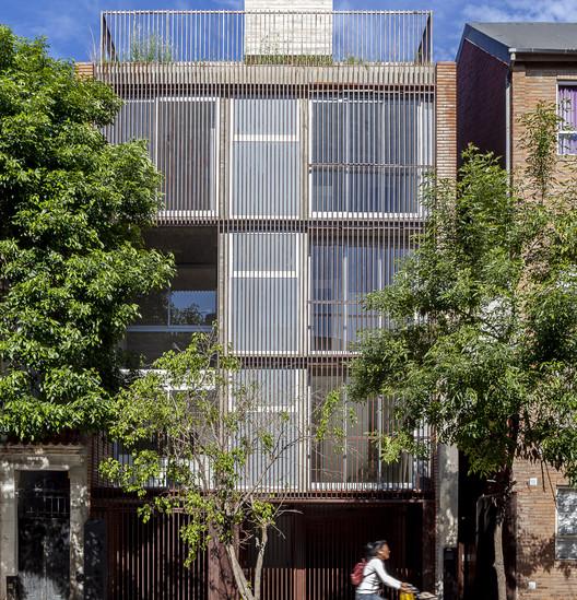 Edificio Laprida / Guidi + Hernández Arquitectos