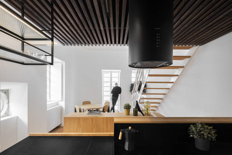 Casa Dos Oleiros / Paulo Martins, © Ivo Tavares Studio