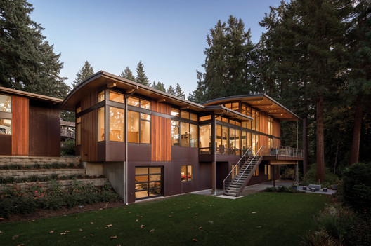 Wave House / Olson Kundig