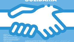 Convocatoria Arquitectura Argentina Solidaria