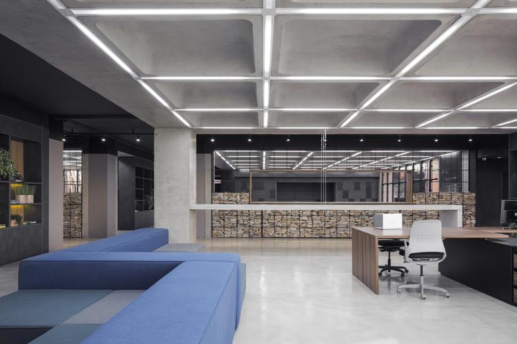 Fintech HQ / noak studio, © Carolina Lacaz