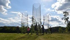 Himmelstropfen Pavilion / Christoph Hesse Architects
