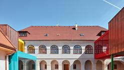 Elementary School Vřesovice / Public Atelier + Fuuze