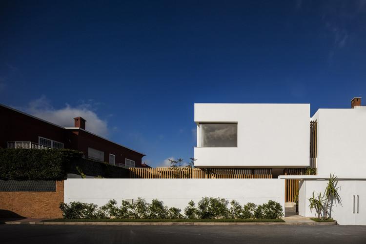 Casa F / Mohamed Amine Siana, © Fernando Guerra FG+SG