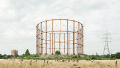 The Gas Holders of London Documented by Photographer Francesco Russo