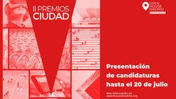 Open House Madrid 2020: II Edición Premios Ciudad