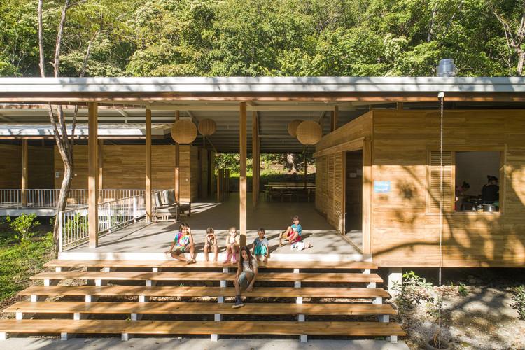 Escola Waldorf Casa das Estrelas / Salagnac Arquitectos, © Andrés García Lachner