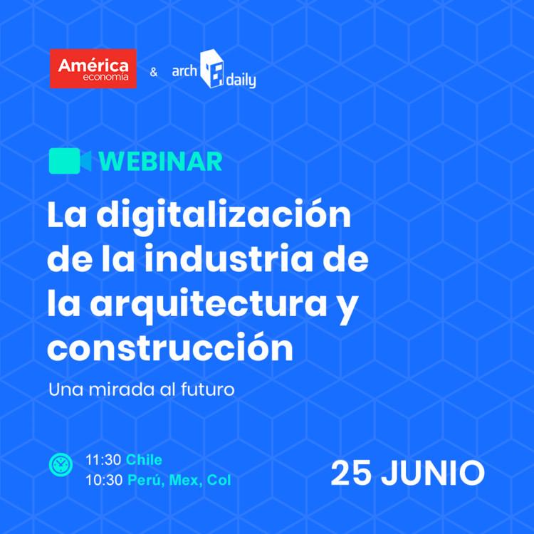 Webinar: La digitalización de la industria de la arquitectura y construcción