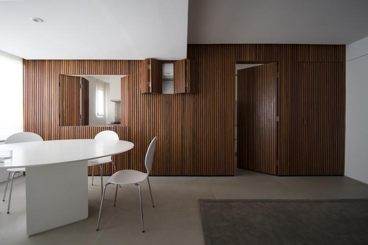Apartamento ED / Daher Jardim Arquitetura, © Larissa Sad