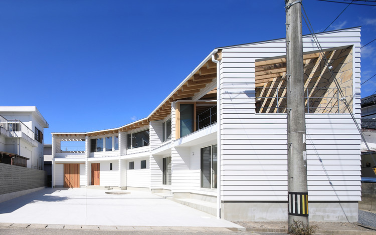 Bruco House / Takeshi Ishiodori Architecture, © Norio Numaguchi
