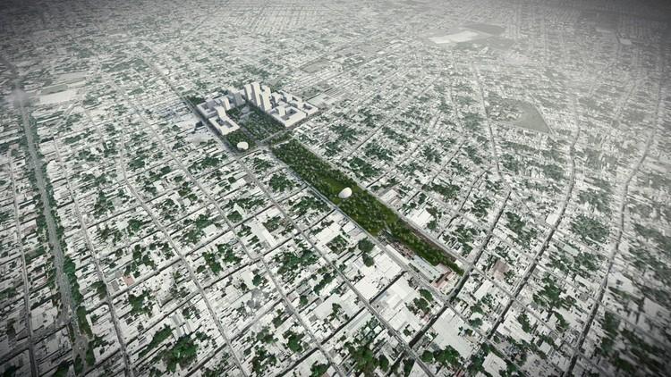 TEN Arquitectos: 11 proyectos en proceso, La Plancha - Mérida. Image © TEN Arquitectos