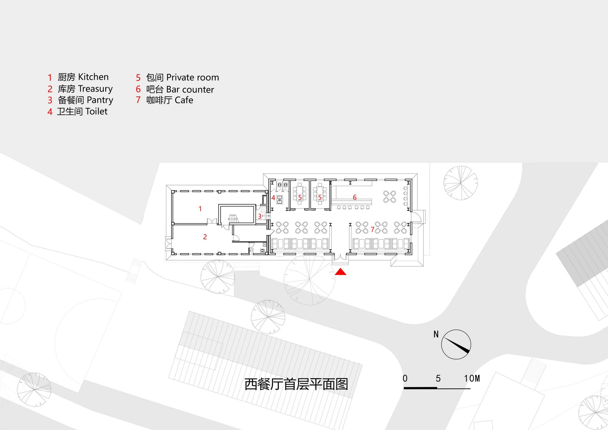 Gallery Of Renovation Of The 809 Arsenal Relics Hotel 3andwich Design He Wei Studio 42