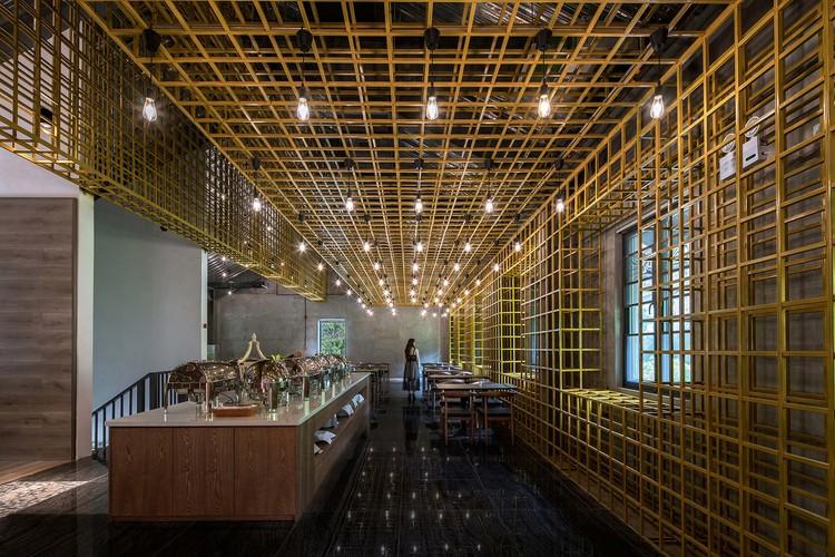 Das Innere des 3F Western-Restaurants. Bild © Yilong Zhao