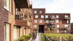 Hulme Living Leaf Street Housing / Mecanoo