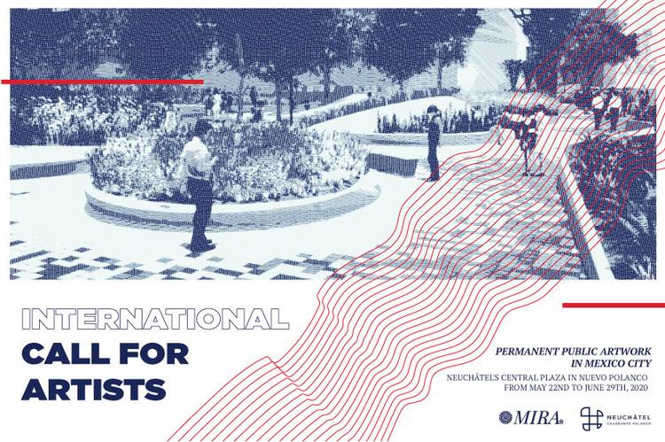International Call For Artists: Public Art Piece in Mexico City, Samuel Gagnon