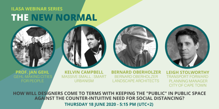 "The New Normal Webinar Series , ILASA ""The New Normal"" Webinar"